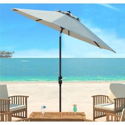 Recent Mullaney Beachcrest Home Market Umbrellas inside Beachcrest Home Mullaney 9' Market Umbrella & Reviews
