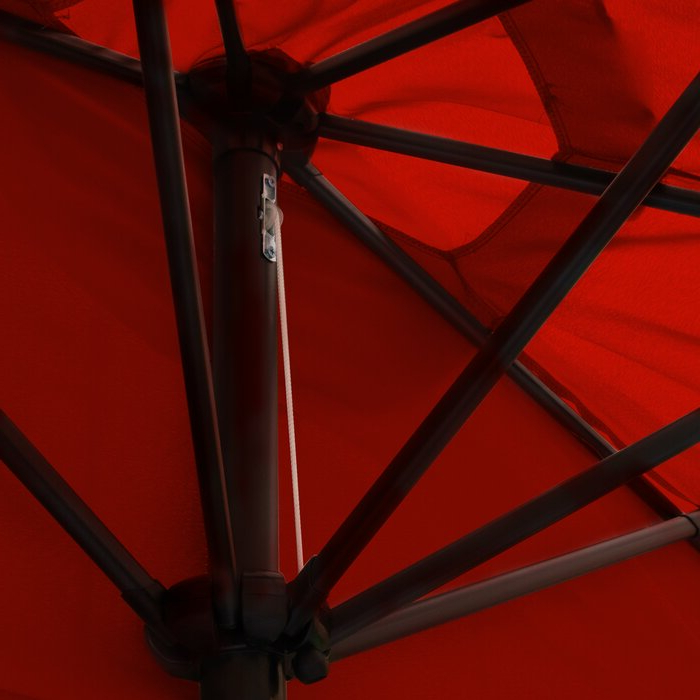 Recent Stacy 9' Market Umbrella throughout Stacy Market Umbrellas