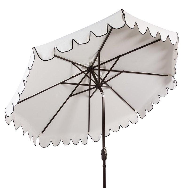 Recent Wacker Market Umbrellas regarding Pedrick 8.5 Drape Market Umbrella