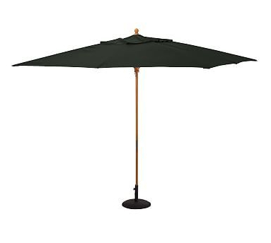 Rectangular Outdoor Umbrella (View 18 of 25)