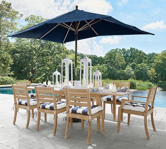 Rectangular Patio Umbrella – Home Decor Ideas – Editorial Ink With 2017 Eisele Rectangular Market Umbrellas (View 17 of 25)