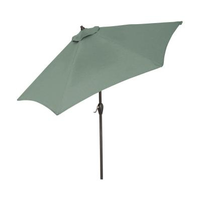 Ridge Falls Collection – Outdoors – The Home Depot pertaining to Trendy Tilda Cantilever Umbrellas