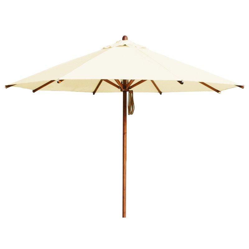 Rodarte 10' Market Umbrella Regarding Widely Used Zeman Market Umbrellas (View 9 of 25)