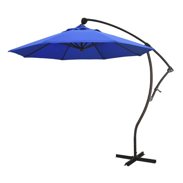 Ryant 9' Cantilever Umbrella in Well known Jaelynn Cantilever Umbrellas