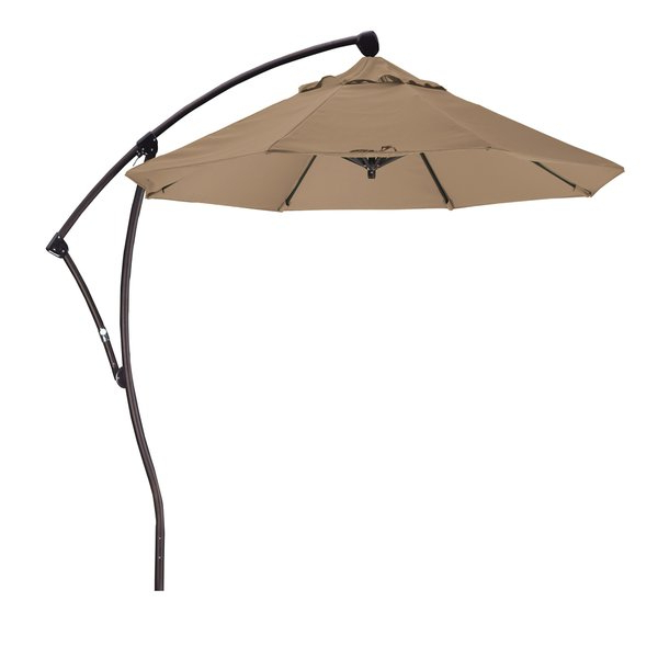 Ryant 9' Cantilever Umbrella With Regard To Well Known Ryant Cantilever Umbrellas (View 15 of 25)