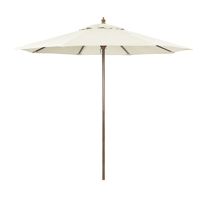 Ryant 9' Market Umbrella for Fashionable Ryant Cantilever Umbrellas