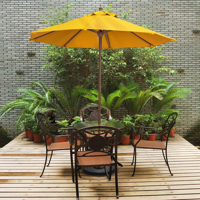 Ryant 9' Market Umbrella & Reviews (View 16 of 25)