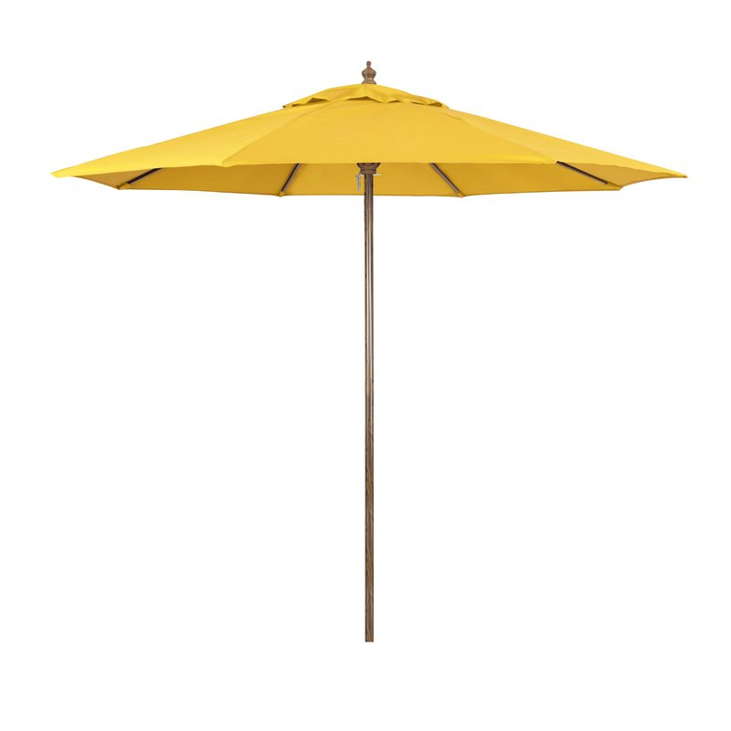Ryant Market Umbrellas Throughout Well Known Ryant 9' Market Umbrella & Reviews (View 20 of 25)