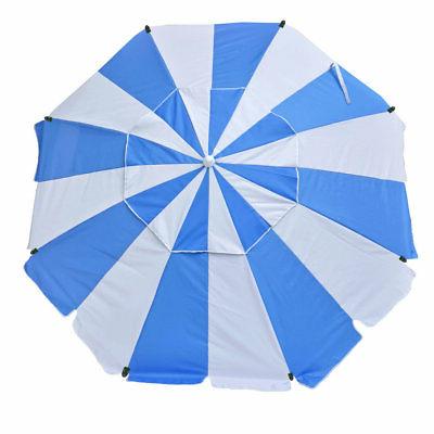 Schroeder Heavy Duty Beach Umbrellas Within Current Freeport Park Schmitz Heavy Duty 7' Beach Umbrella – $ (View 8 of 25)