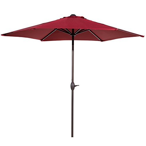 Sheehan Market Umbrellas With Regard To Best And Newest The 7 Best Patio Umbrellas For Your Yard, Garden, Or Deck In  (View 21 of 25)