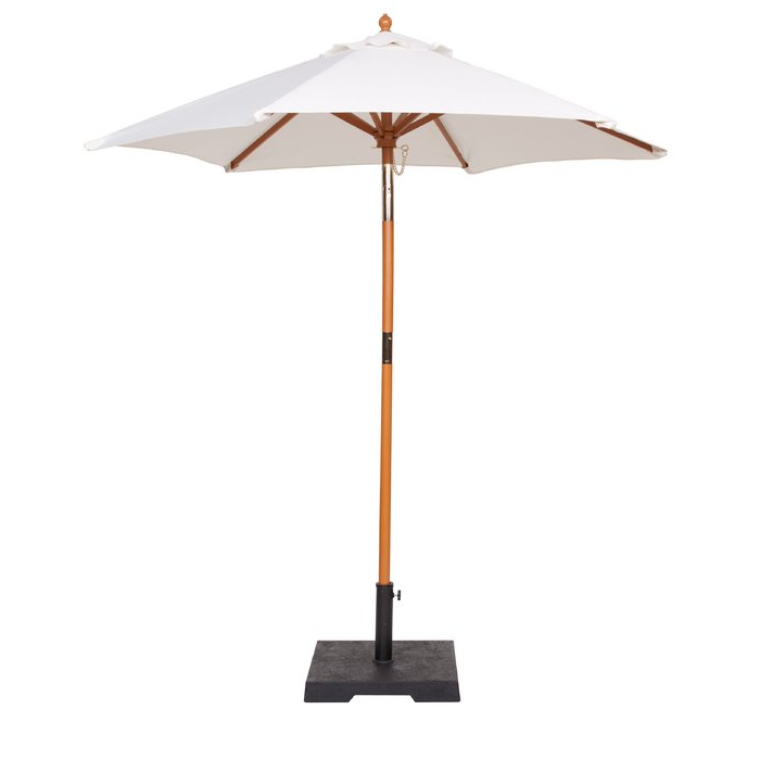 Shropshire Market Umbrella With Regard To Fashionable Market Umbrellas (View 9 of 25)