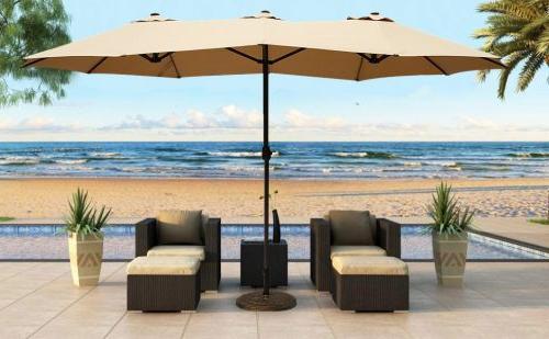 Sittard Market Umbrellas Intended For Current Outdoor Umbrellas Market: Demand, Trend, Market Segment & Forecast (View 15 of 25)