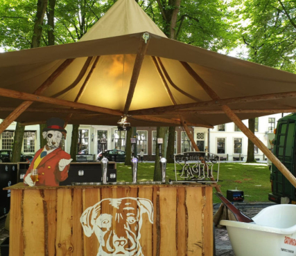 Sittard Market Umbrellas With Regard To Most Current Food Truck Festival Review: What To Eat At Rrrollend – Dutchreview (View 23 of 25)