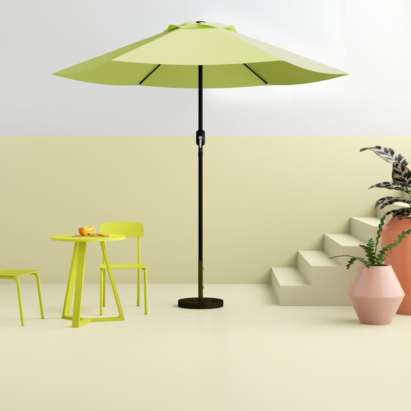 Small Patio Set With Umbrella (View 10 of 25)