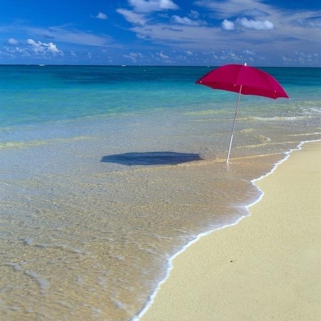 Smithmill Beach Umbrellas Within Fashionable Turquoise Beach Umbrella – Caldwellcountytxoem (View 24 of 25)