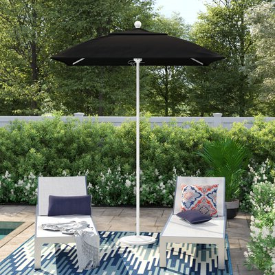 Sol 72 Outdoor Caravelle 6' Square Market Sunbrella Umbrella In 2019 Regarding 2017 Emely Cantilever Sunbrella Umbrellas (View 21 of 25)