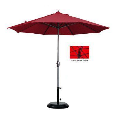Sol 72 Outdoor Lorinda 9' Market Umbrella (View 22 of 25)