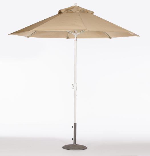 Solid Color Market Umbrella – Lack's Outdoor Furniture Intended For Widely Used Solid Market Umbrellas (View 17 of 25)