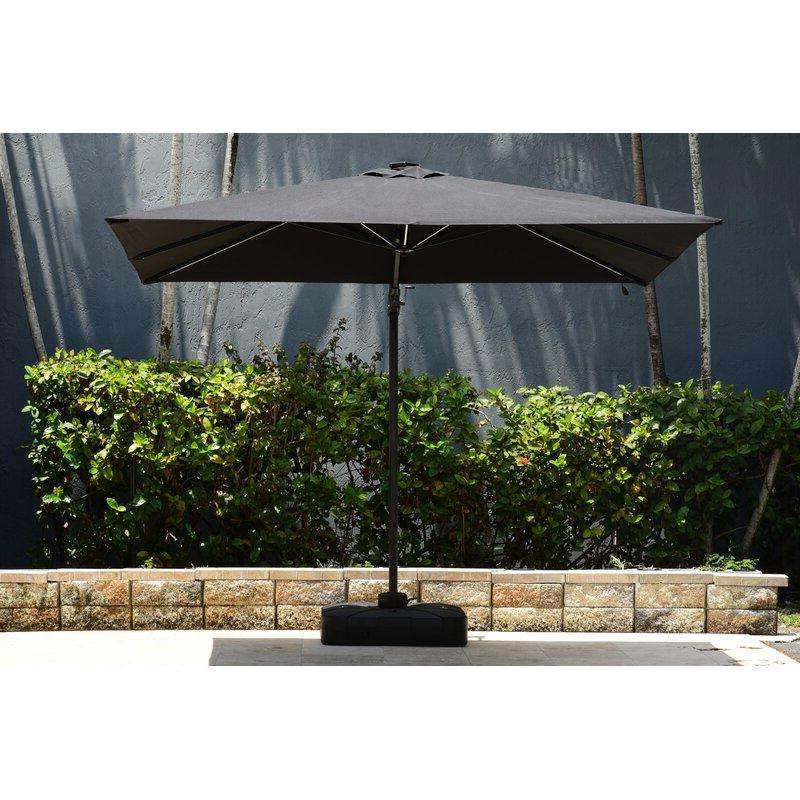 Spitler Square Cantilever Umbrellas Regarding Trendy Spitler 10' Square Cantilever Umbrella (View 2 of 25)