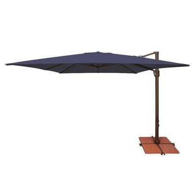 Spitler Square Cantilever Umbrellas Throughout Well Liked Pinterest – Пинтерест (View 22 of 25)