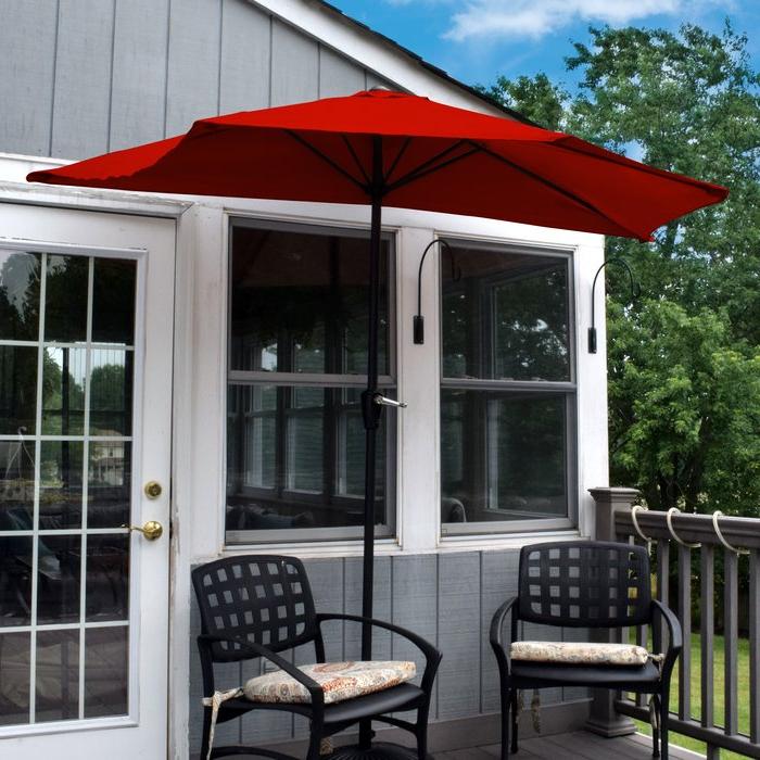 Stacy Market Umbrellas Regarding Popular Stacy 9' Market Umbrella (View 2 of 25)