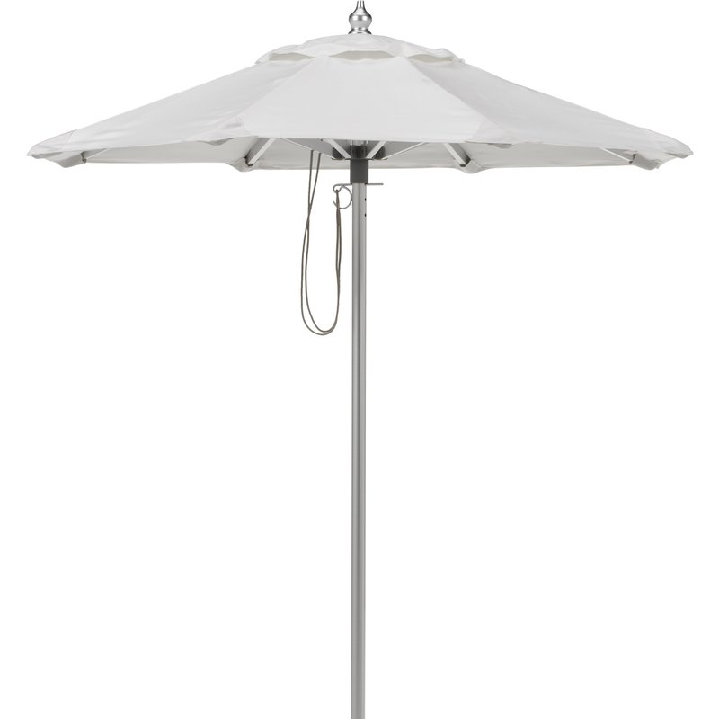 Stambaugh 6' Market Umbrella Pertaining To Trendy Caravelle Market Sunbrella Umbrellas (View 23 of 25)