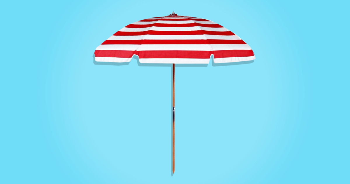 The 5 Best Beach Umbrellas 2019 Inside Widely Used Total Sun Block Extreme Shade Beach Umbrellas (View 21 of 25)