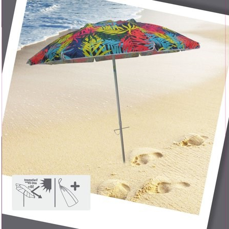 The Best Beach Umbrellas Regarding Most Recent Capra Beach Umbrellas (View 20 of 25)