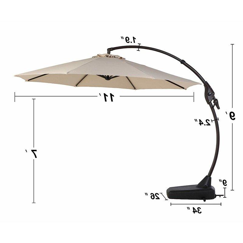 Featured Photo of Tilda Cantilever Umbrellas
