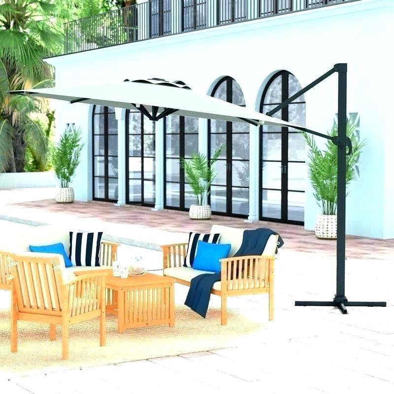 Tilda Cantilever Umbrellas With Regard To Well Known Cantilever Umbrella Sunbrella – Tildakulas (View 15 of 25)