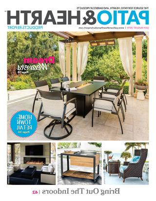 Tottenham Patio Hanging Offset Cantilever Umbrellas With Latest Patio And Hearth Product Report July/august 2019Peninsula Media (View 19 of 25)