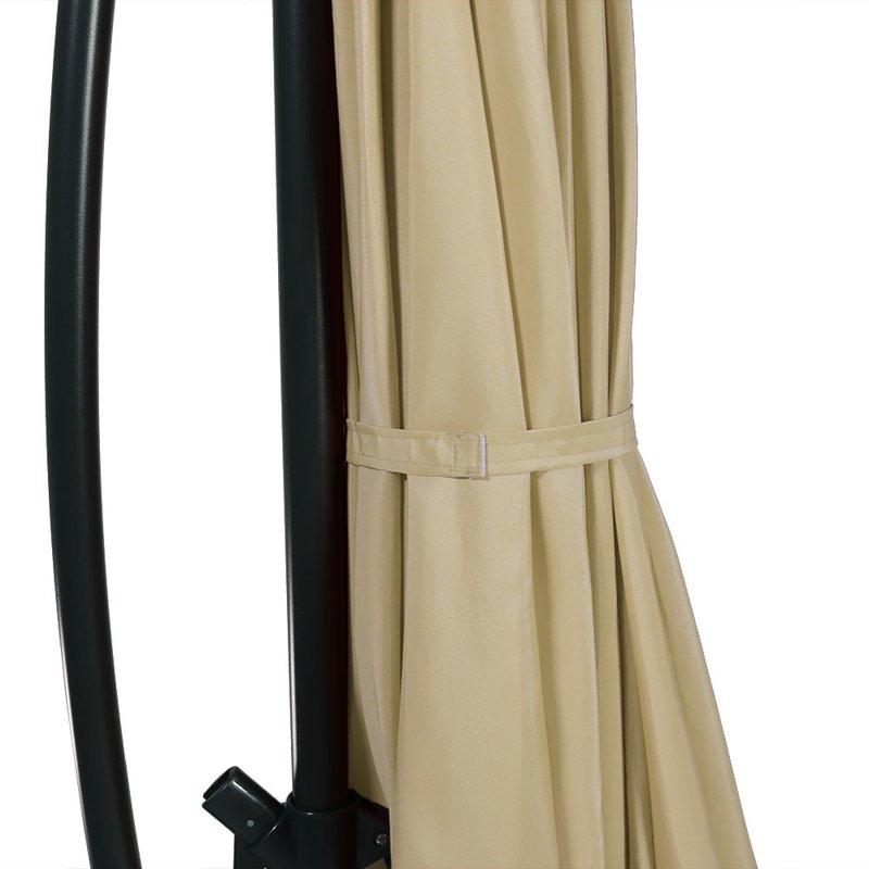 Trendy Anna Cantilever Umbrellas Inside Anna  (View 25 of 25)
