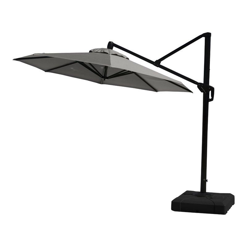 Featured Photo of Ceylon Cantilever Sunbrella Umbrellas