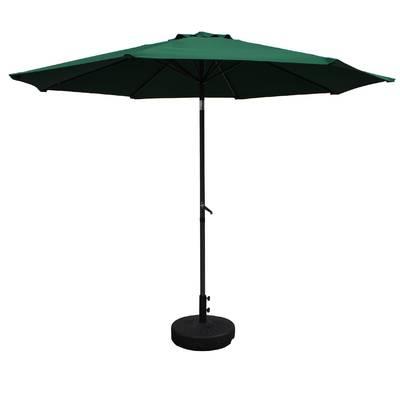 Trendy Devansh 10' Drape Umbrella Pertaining To Devansh Market Umbrellas (View 23 of 25)