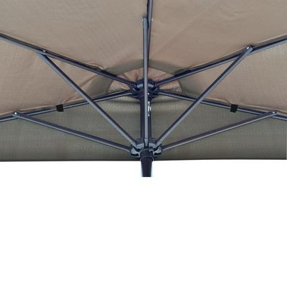 Trendy Island Umbrella Nu5409Cf With Regard To Lanai Market Umbrellas (View 22 of 25)