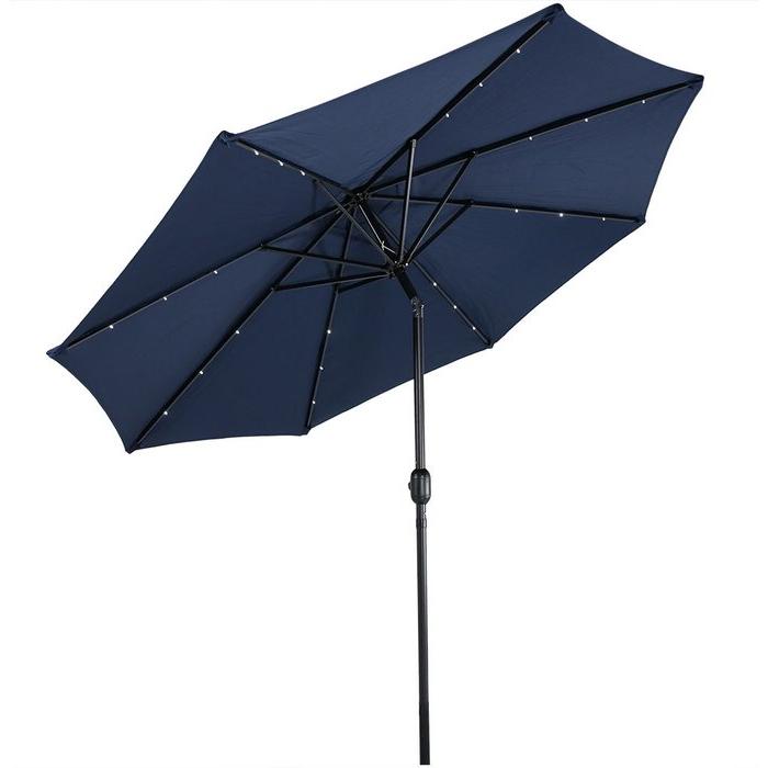 Trendy Jericho Market Umbrellas Inside Jericho 9' Market Umbrella (View 4 of 25)