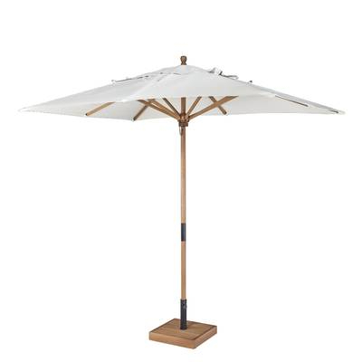 Trendy Lora Market Umbrellas For Brayton 8' Square Lighted Umbrella & Reviews (View 11 of 25)