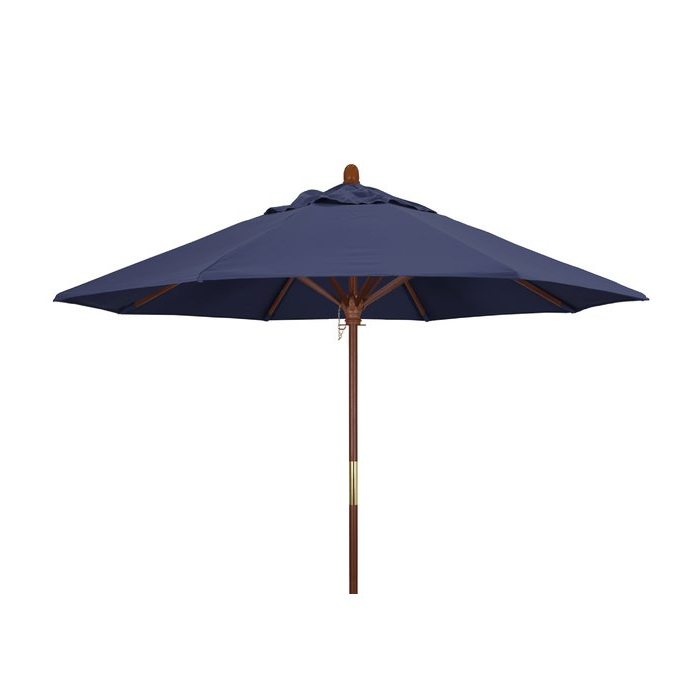 Trendy Mucci Madilyn Market Sunbrella Umbrellas Pertaining To Mraz 9' Market Umbrella (View 22 of 25)