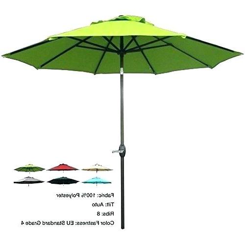 Trendy Umbrella Canopy Replacement 8 Ribs – Untagupdate For Madalyn Rectangular Market Sunbrella Umbrellas (View 19 of 25)