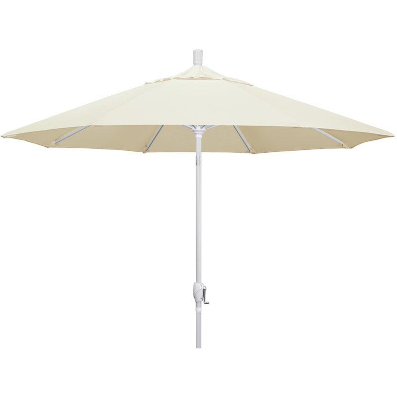 Trendy Wallach Market Sunbrella Umbrellas Intended For Wallach 9' Market Umbrella (View 13 of 25)
