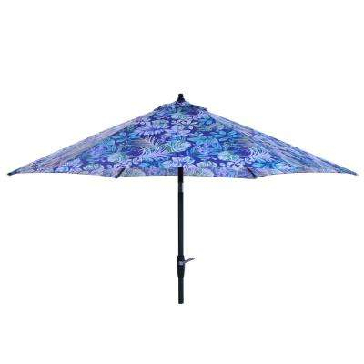 Tropical Patio Umbrellas For Well Known 9 Ft (View 9 of 25)