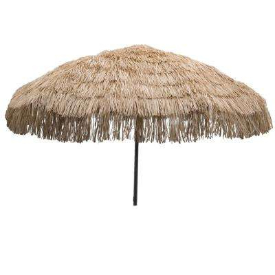 Tropical Patio Umbrellas Intended For Fashionable Palapa 7.5 Ft (View 22 of 25)