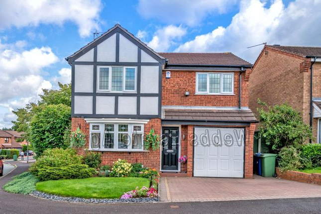 Truro Place, Cannock Ws12, 3 Bedroom Detached House For Sale In Most Popular Cannock Market Umbrellas (View 21 of 25)