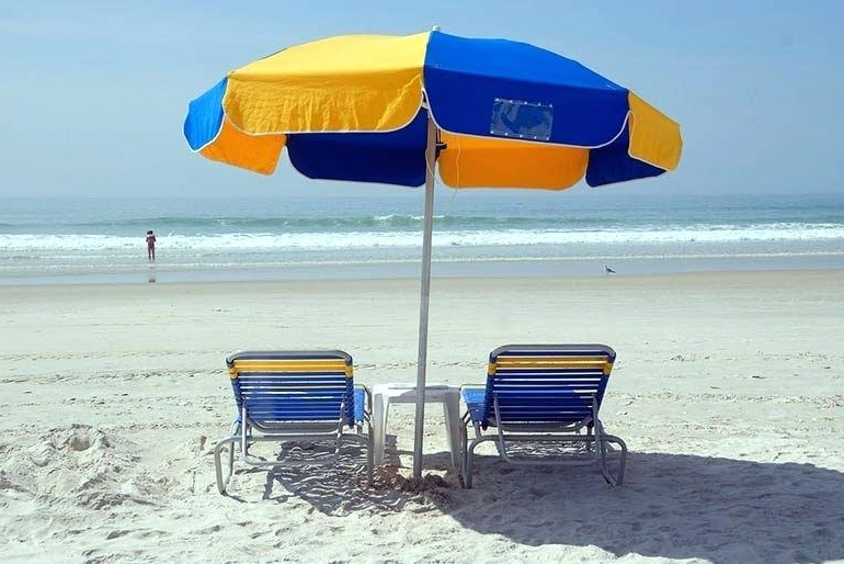 Ultimate Beach Umbrella Summit Sand Anchor – Quizo Throughout Latest Alondra Ultimate Wondershade Beach Umbrellas (View 20 of 25)