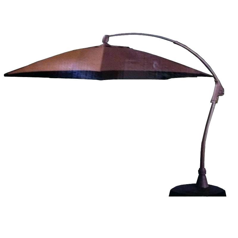 Umbrella Canopy Replacement 8 Ribs – Untagupdate with Favorite Madalyn Rectangular Market Sunbrella Umbrellas
