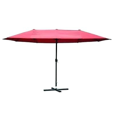 Umbrella Canopy Replacement 8 Ribs – Untagupdate With Preferred Madalyn Rectangular Market Sunbrella Umbrellas (View 9 of 25)