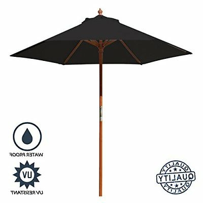 Umbrellas, Garden Structures & Shade, Yard, Garden & Outdoor Living Intended For Well Known Booneville Cantilever Umbrellas (View 13 of 25)