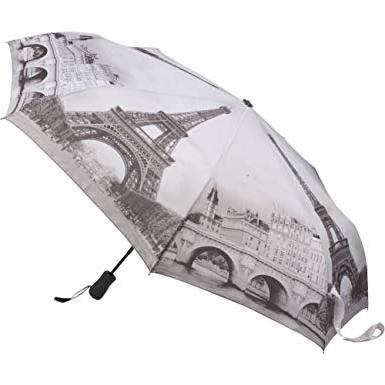 Venice Lighted Umbrellas regarding Favorite Galleria Paris Folding Umbrella, 1 Ea
