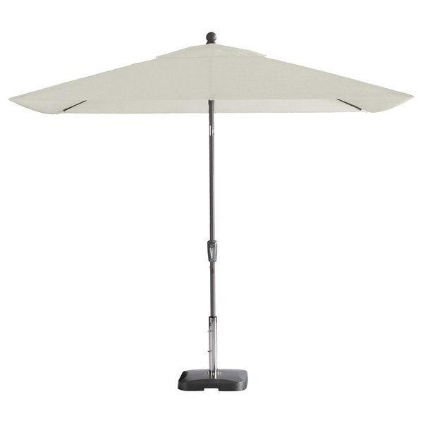Want To Buy Wiechmann Push Tilt 9' X 7' Rectangular Market Umbrella With Most Recently Released Wiechmann Push Tilt Market Sunbrella Umbrellas (View 15 of 25)