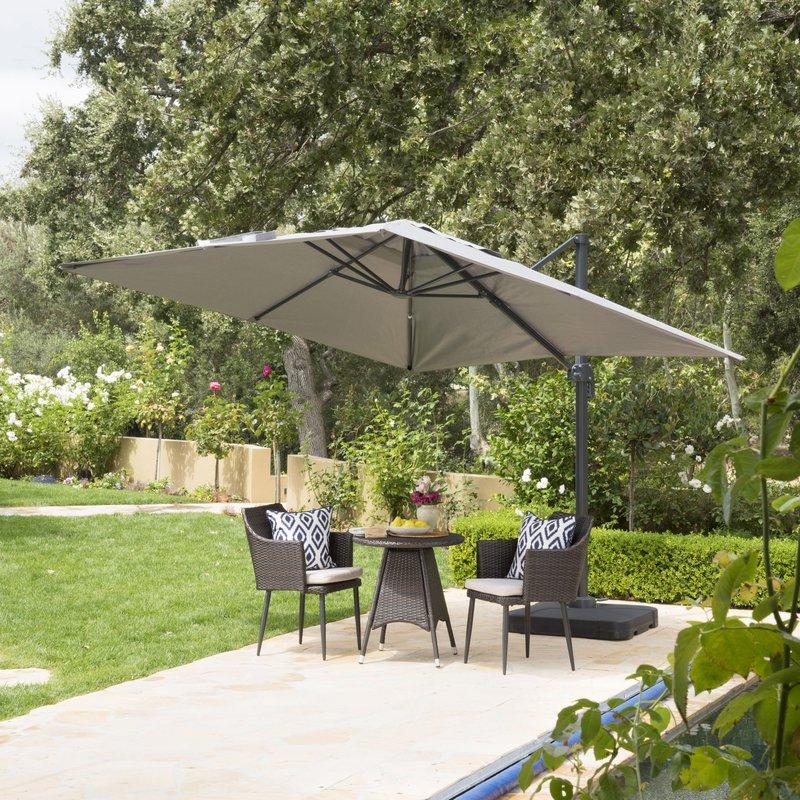 Featured Photo of Wardingham Square Cantilever Umbrellas